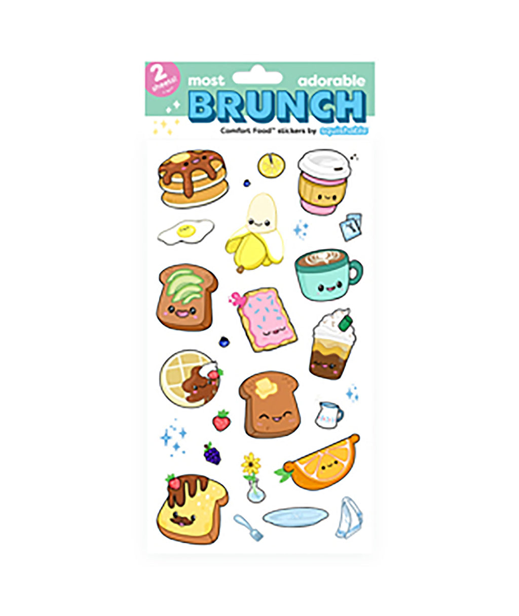 Squishable Sticker Sheet Brunch