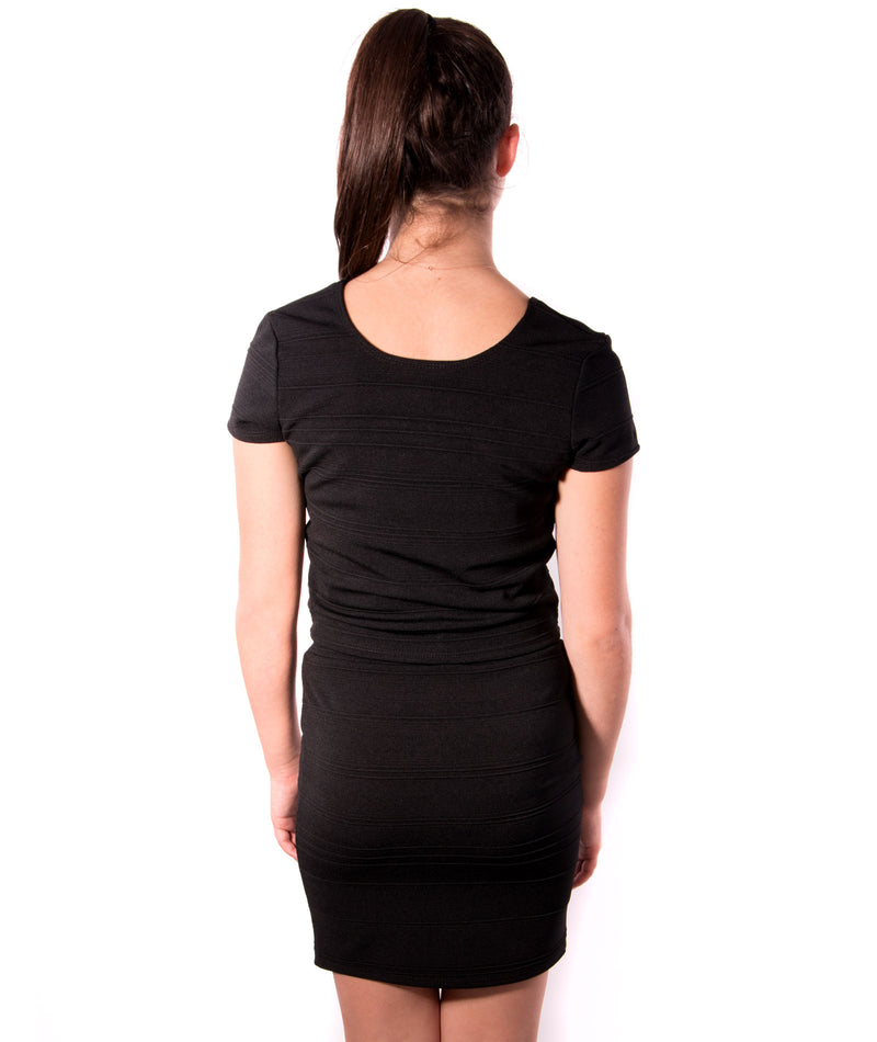 By Debra Women Black Top - Frankie's on the Park
