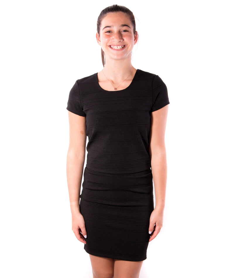 By Debra Women Black Skirt - Frankie's on the Park