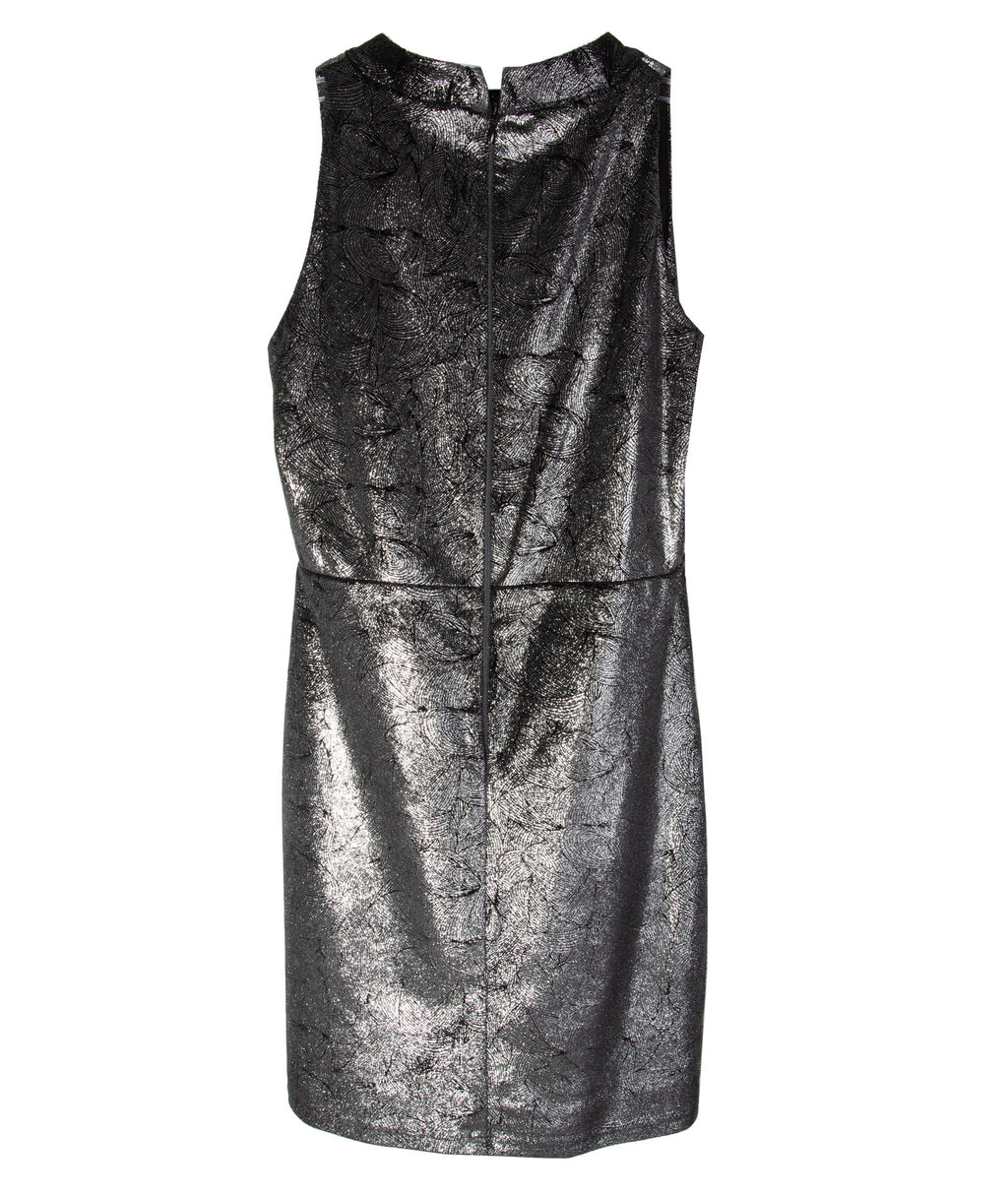 By Debra Girls Silver Straight Dress