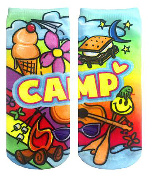 Living Royal Camp Love Socks