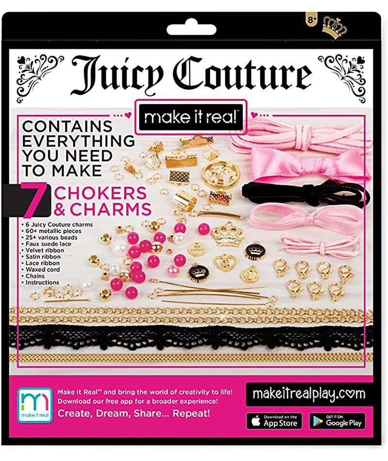 Juicy Couture Chains and Charms