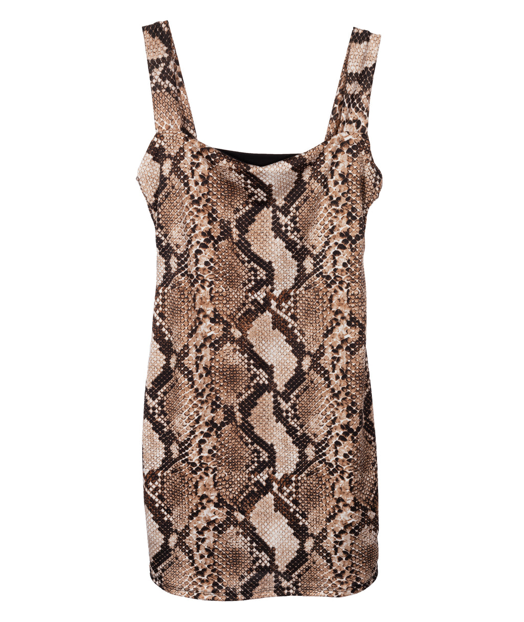 Cheryl Creations Junior Snake Dress