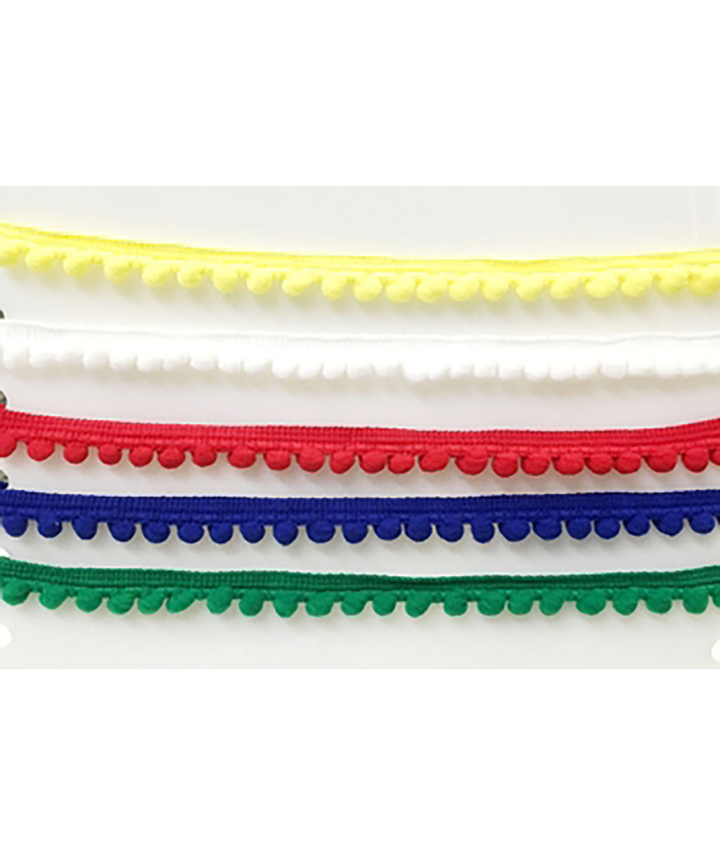 Confetti and Friends Color War Pom Choker - Frankie's on the Park