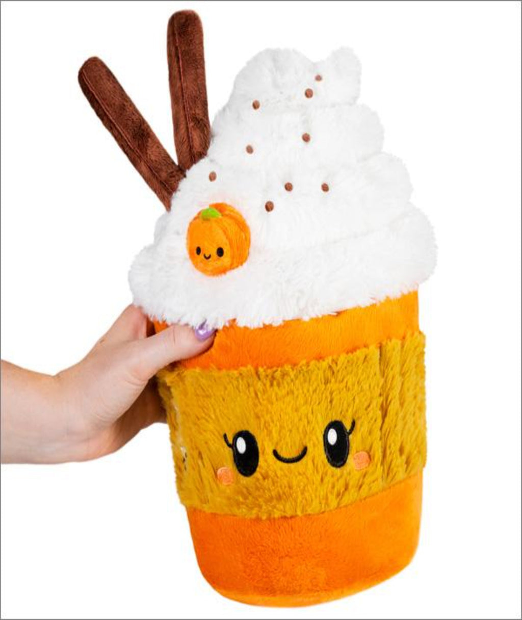 Squishable Mini Pumpkin Spice Latte