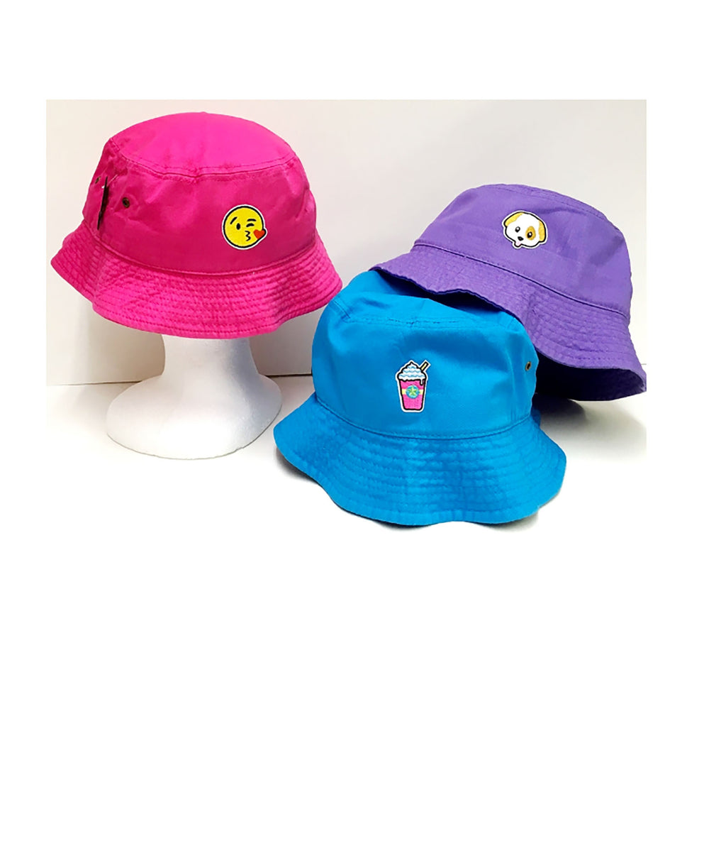 Confetti and Friends Bucket Hats - Frankie's on the Park