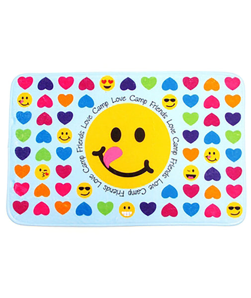 Confetti and Friends Emoji Rug