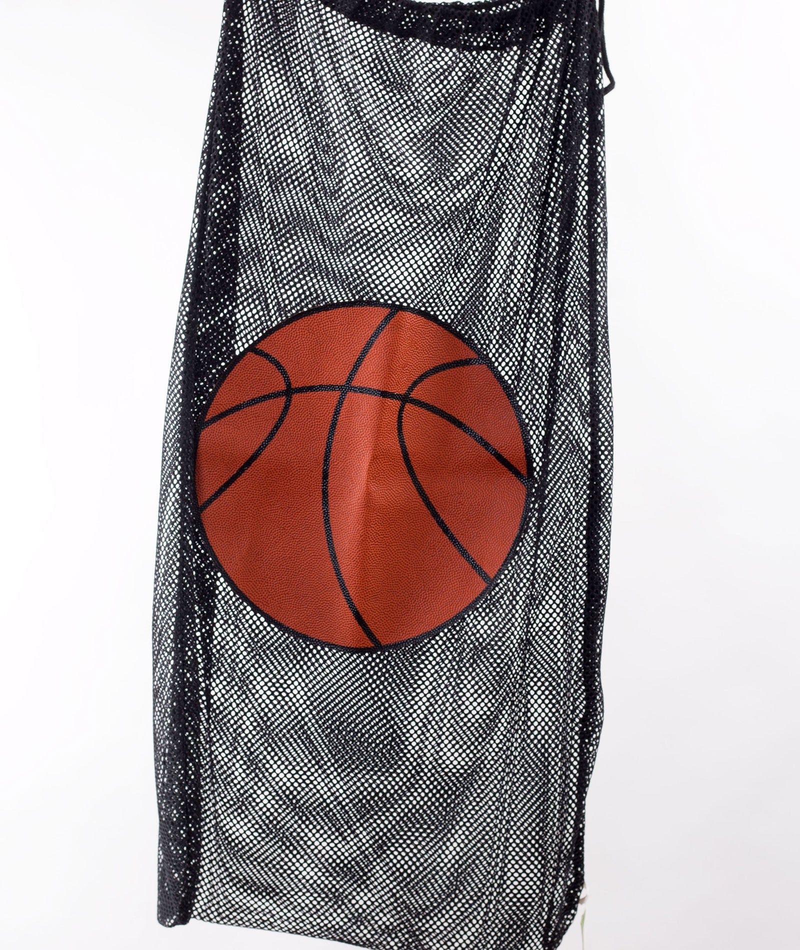 Confetti and Friends Basketball Laundry Bag