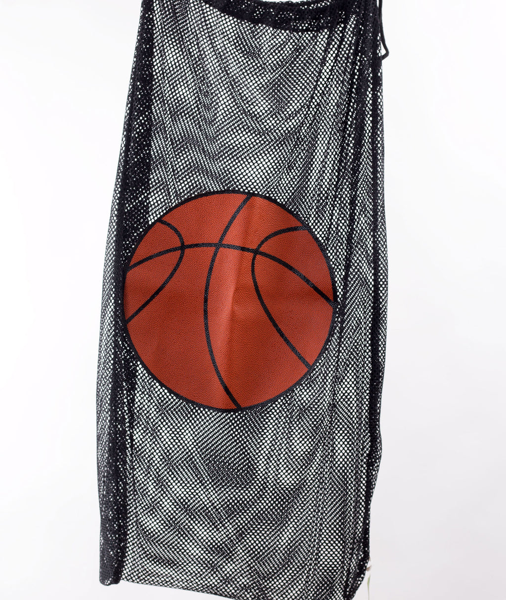 Confetti and Friends Basketball Laundry Bag - Frankie's on the Park
