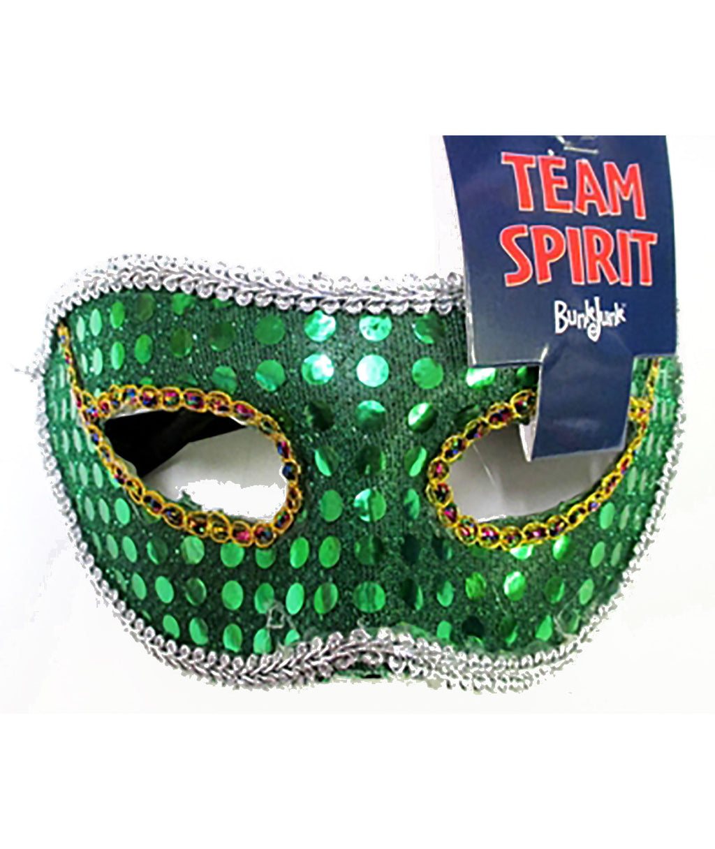 Color War Sequin Mask - Frankie's on the Park