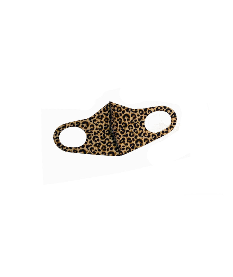 Confetti and Friends Cheetah Hair Wrap