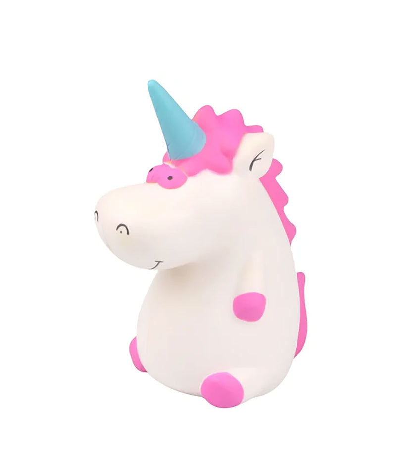 Cutie Line Jumbo Squishy White Unicorn