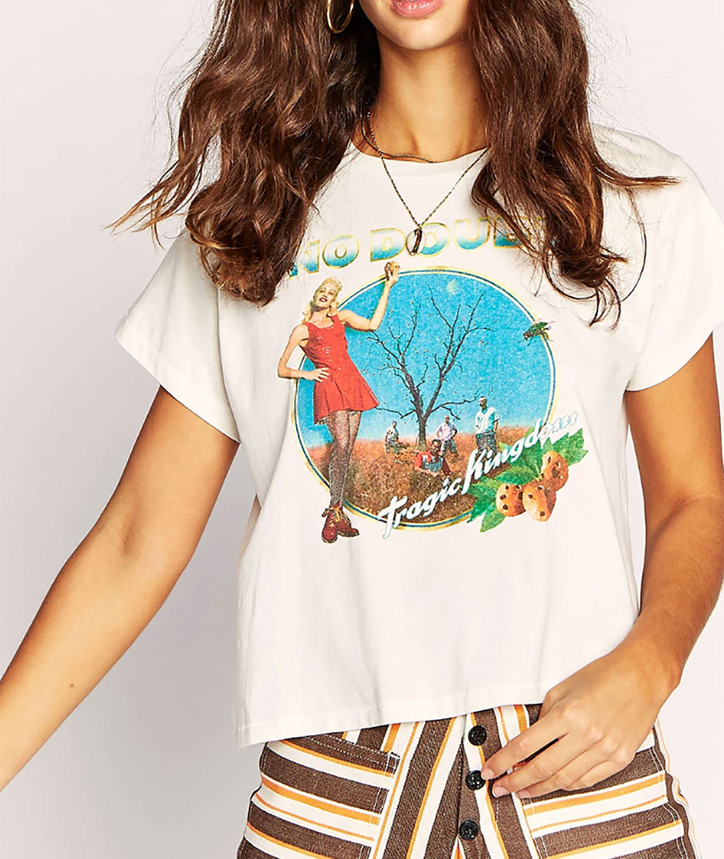 Daydreamer Women Tragic Kingdom Tee