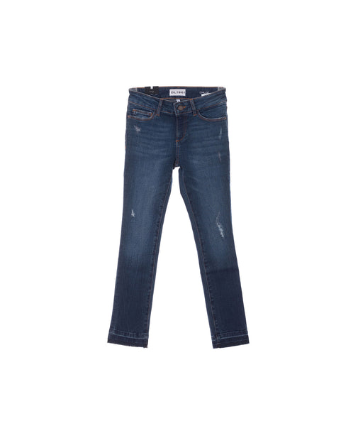 DL1961 Girls Chloe Thrive Distressed Jeans