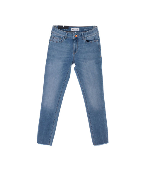 DL 1961 Womens Florence Crop Jeans