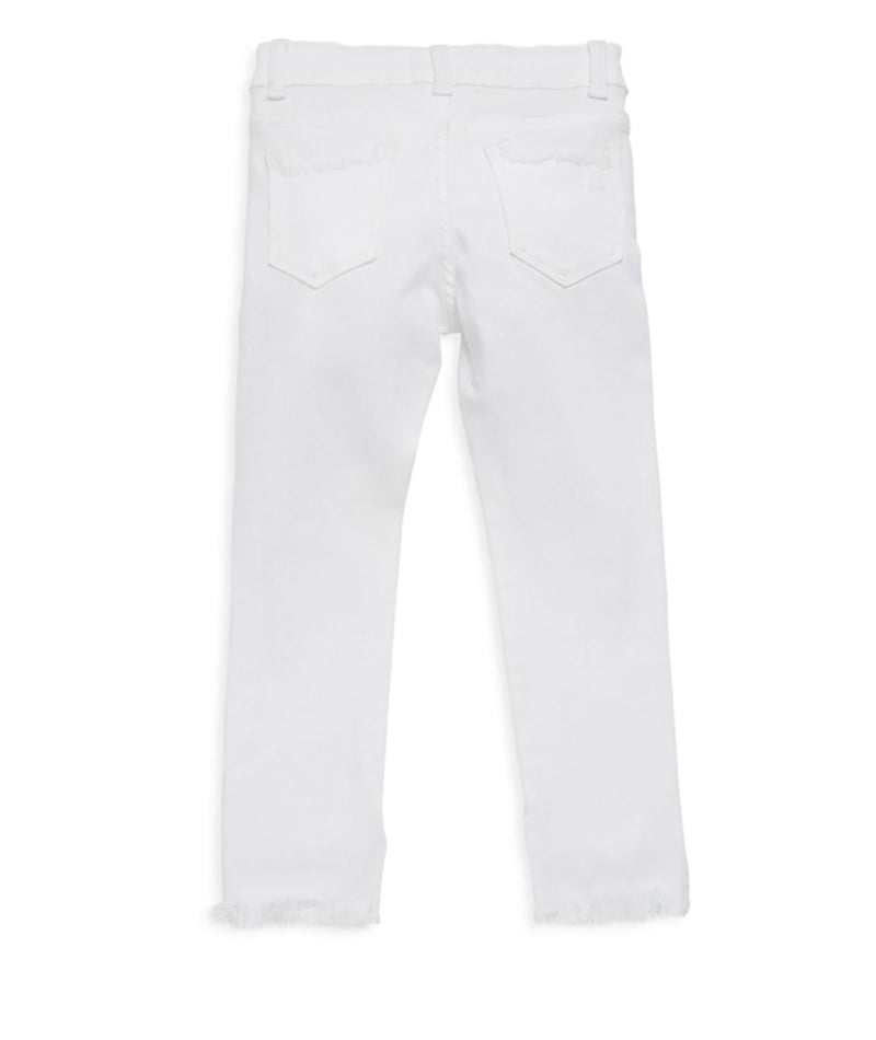 DL1961 Girls Palo Alto White Jeans - Frankie's on the Park