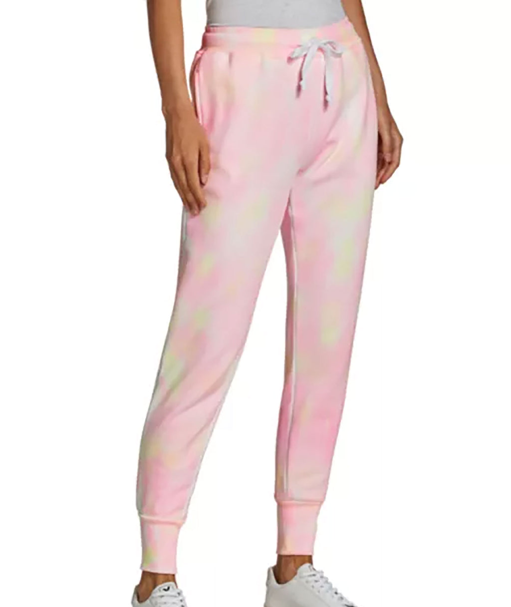 Generation Love Women Lulu Neon Tie-Dye Sweatpants