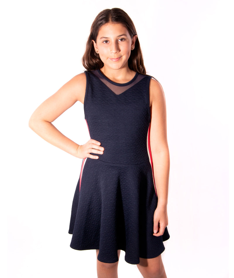 Sally Miller Girls Sally Black Dress
