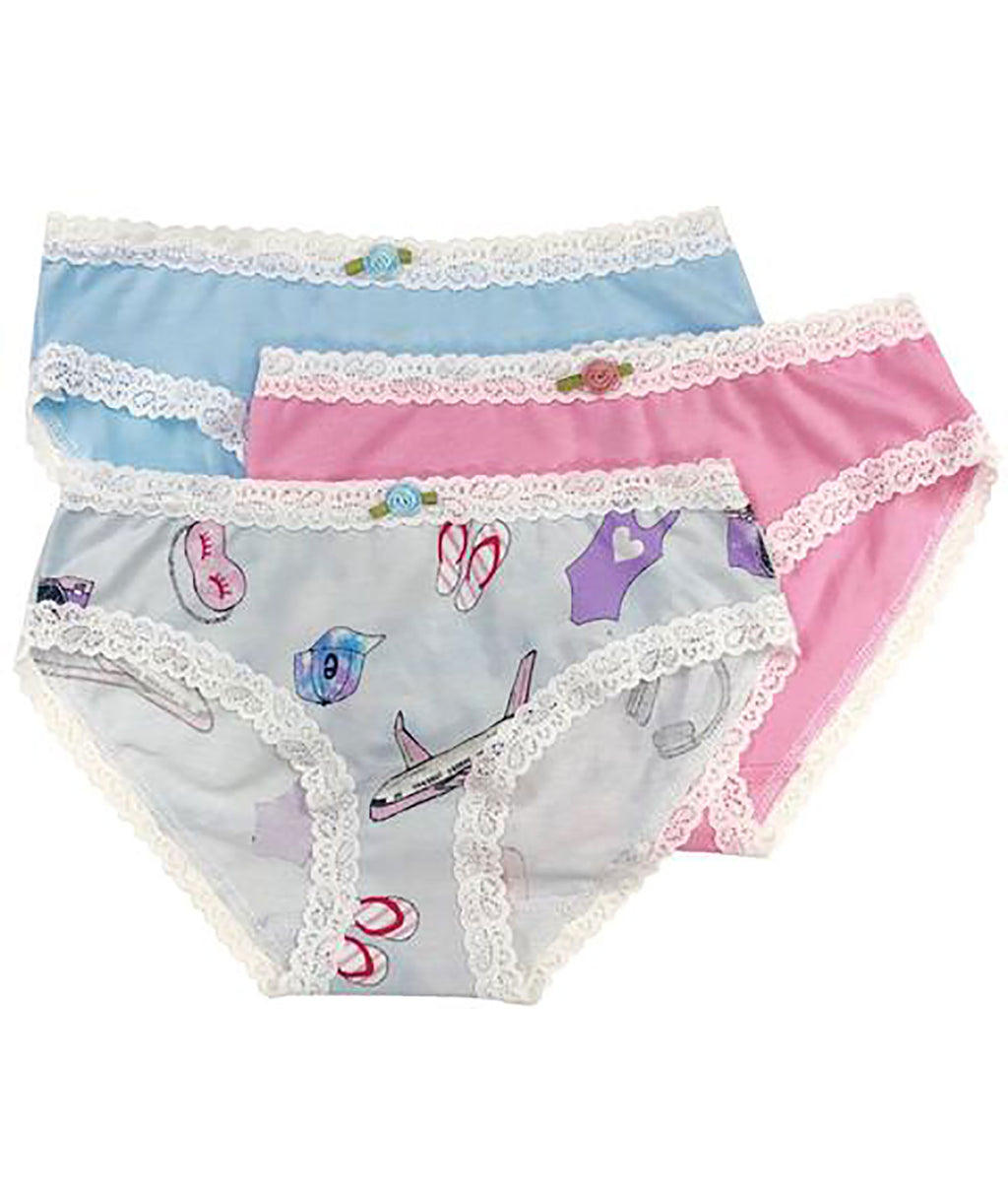 Esme Travel Panties Set