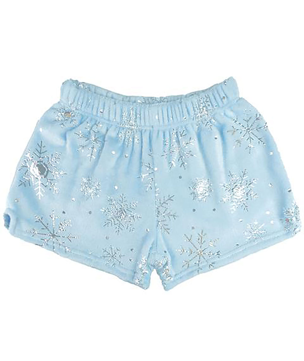 iScream Girls Snowflakes PJ Shorts