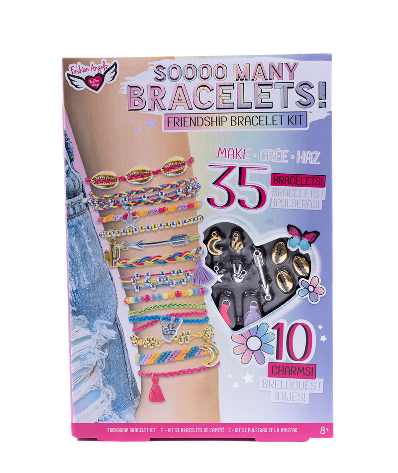 Fashion Angels So Many Bracelets Kit