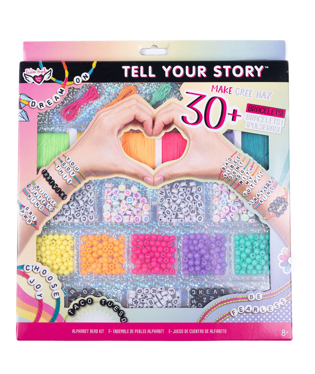 Fashion Angels Tell Story Large Bead Case