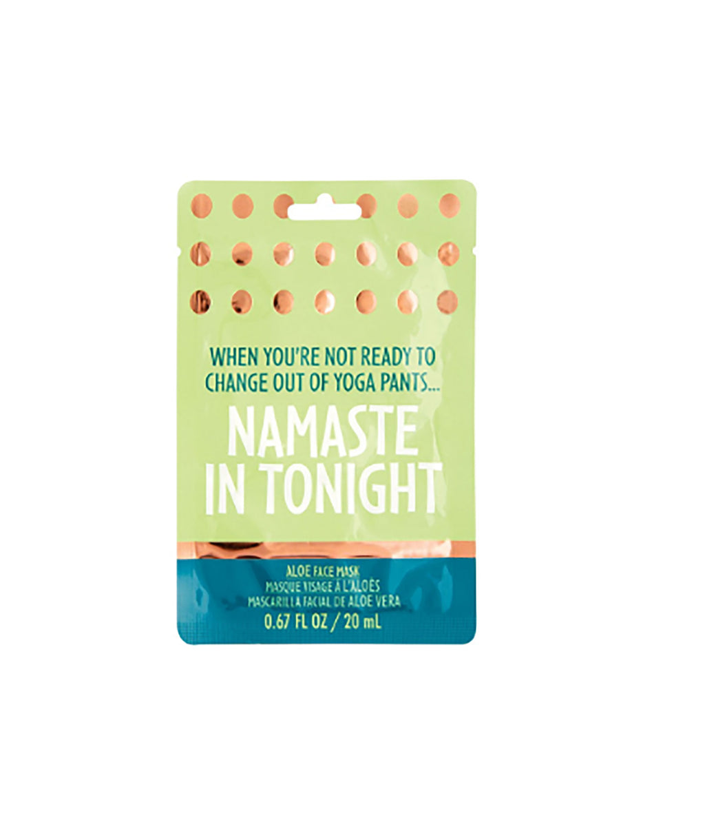 Fashion Angels Namaste Face Mask