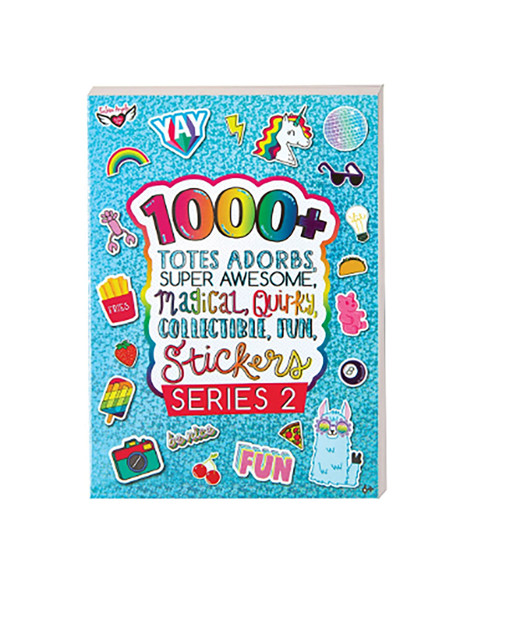 Fashion Angels 1000 Totes Adorbs Sticker Book