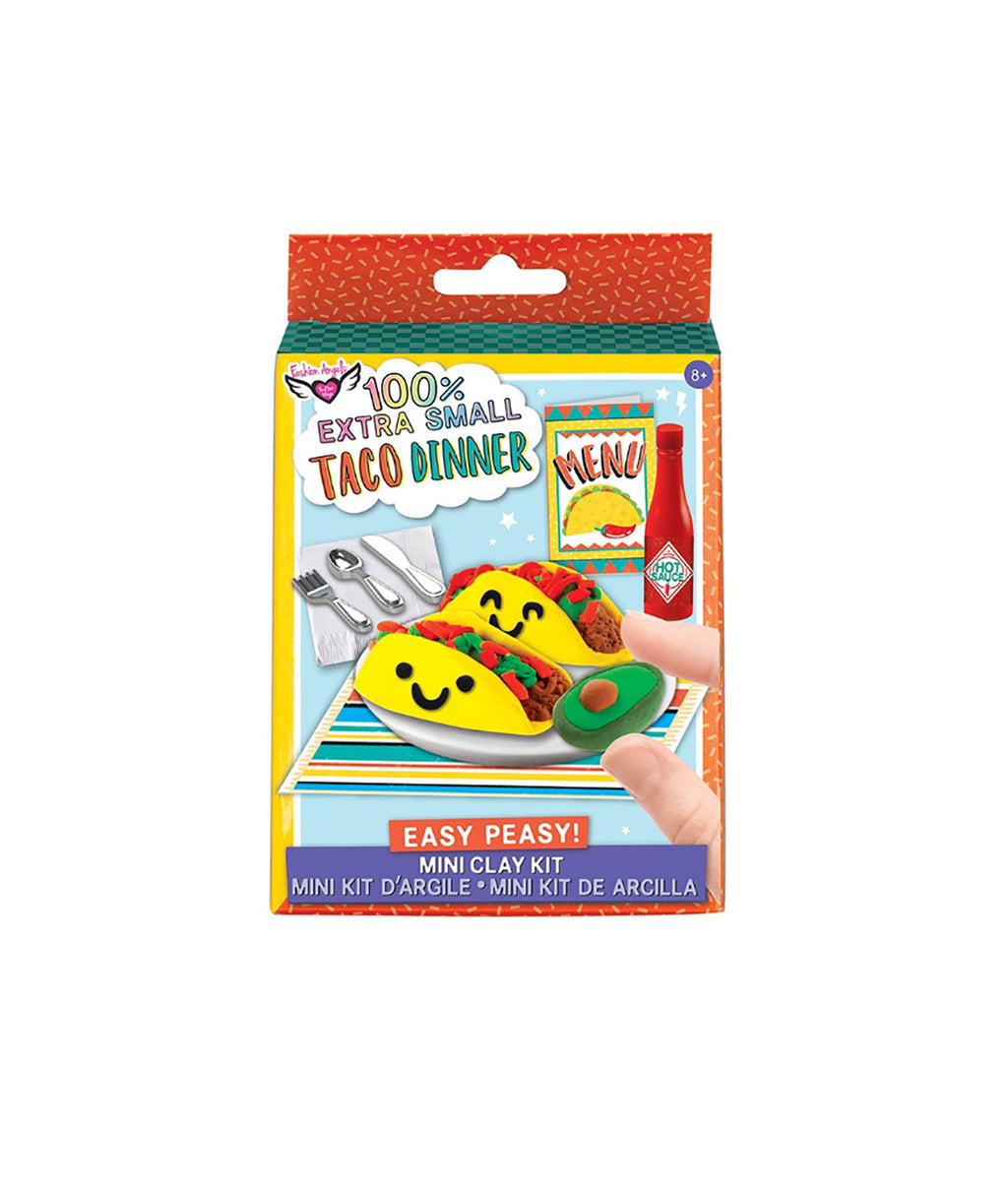 Fashion Angels Mini Clay Taco Kit