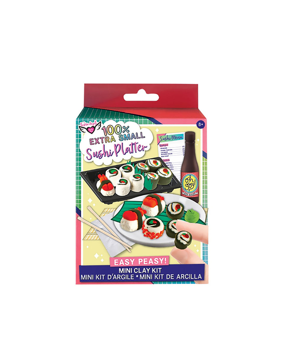 Fashion Angels Mini Clay Sushi Kit