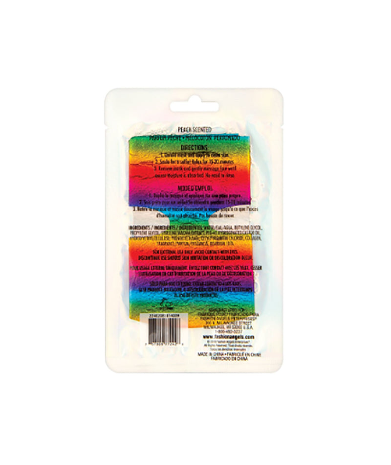 Fashion Angels Rainbow Foil Sheet Mask
