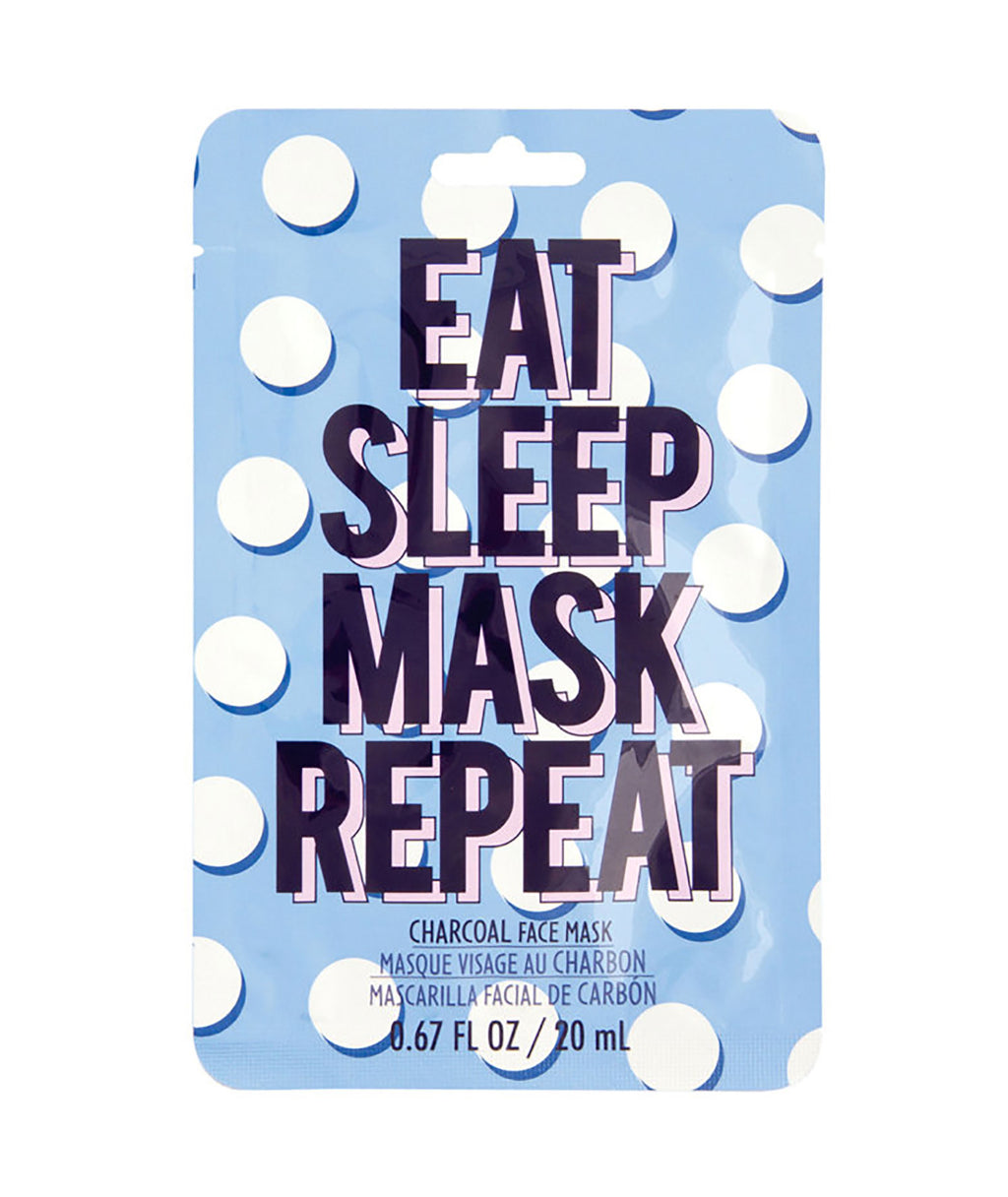 Fashion Angels Eat Sleep Repeat Face Mask