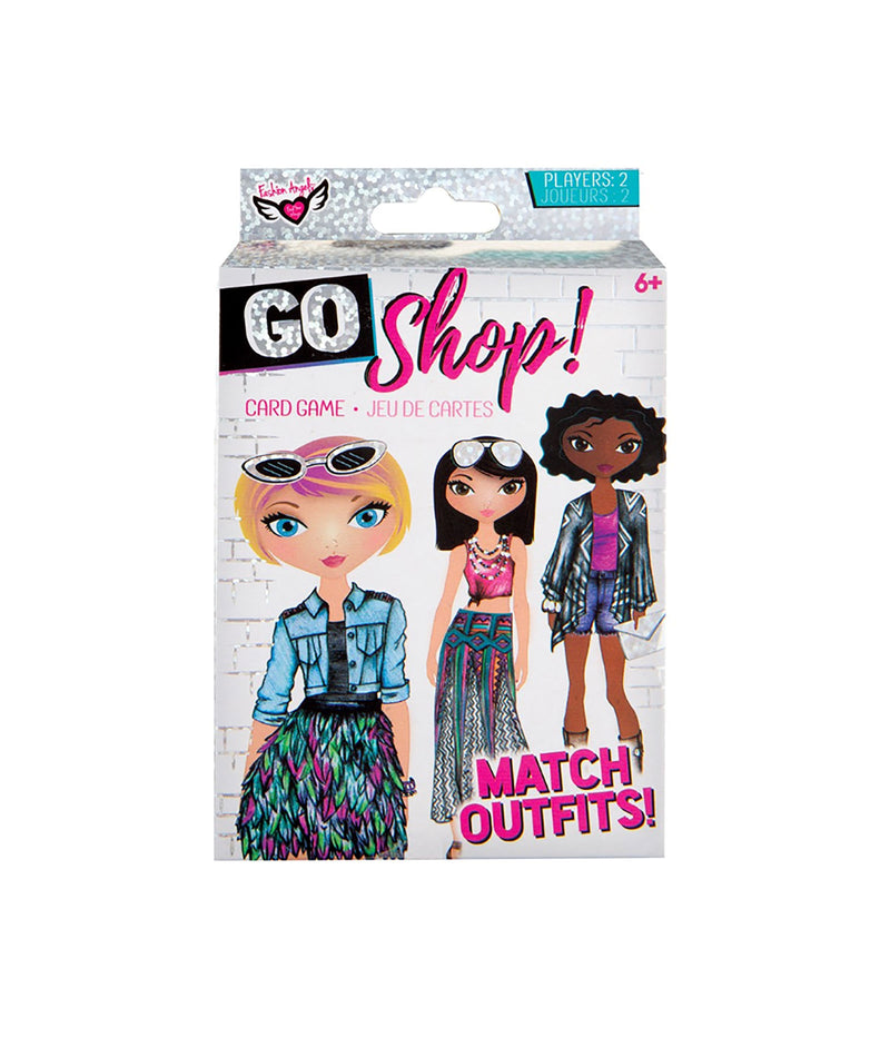 Fashion Angels Go Shop Card Game