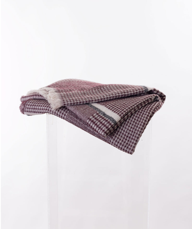 Fashionista J Plaid Scarf - Frankie's on the Park