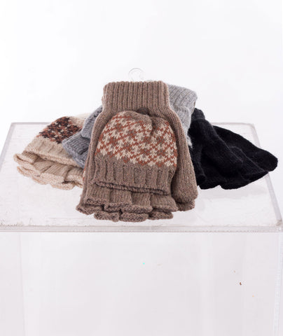 Fashionista J Fold Over Gloves - Frankie's on the Park