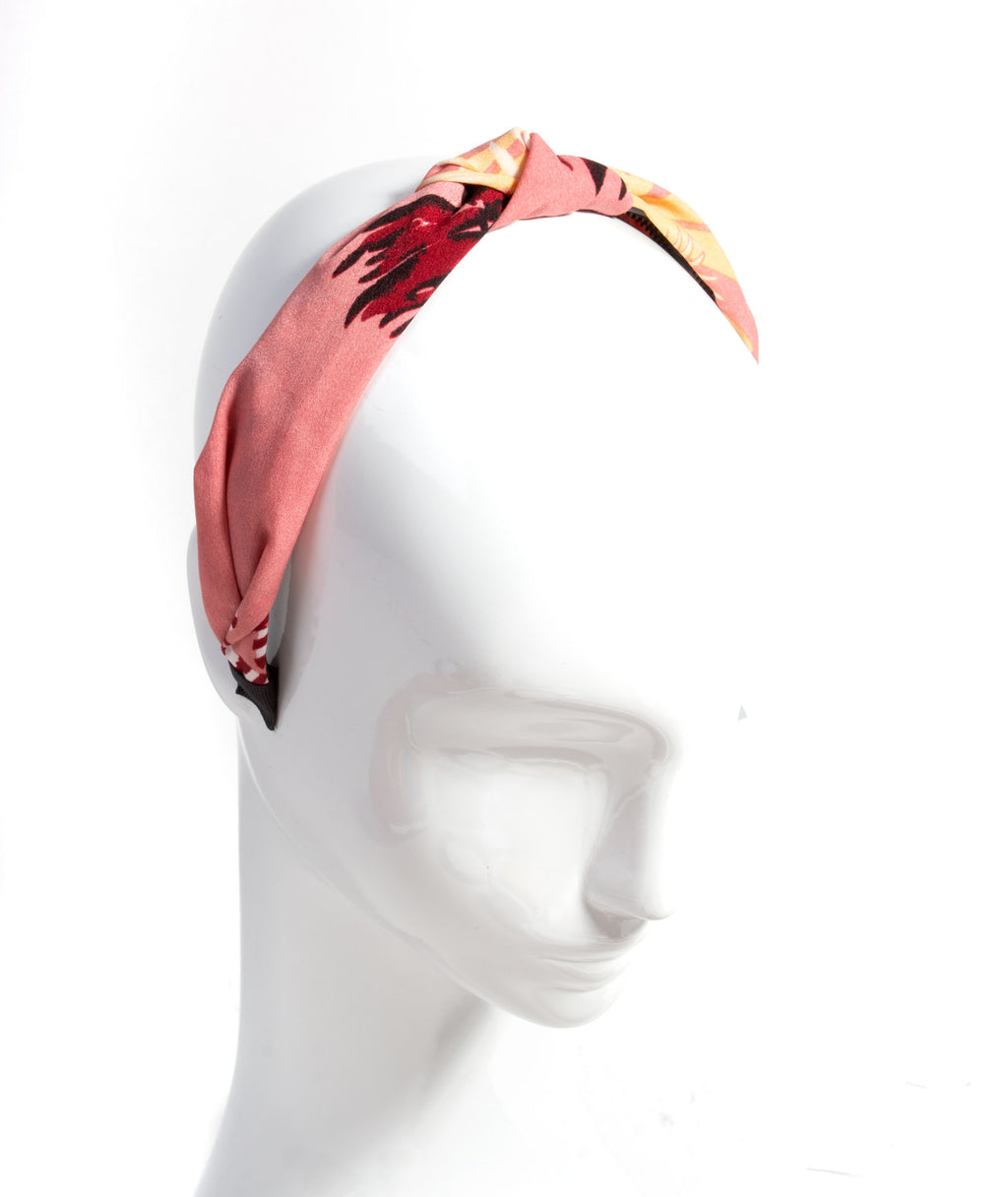 Fashionista J Tropical Floral Headband