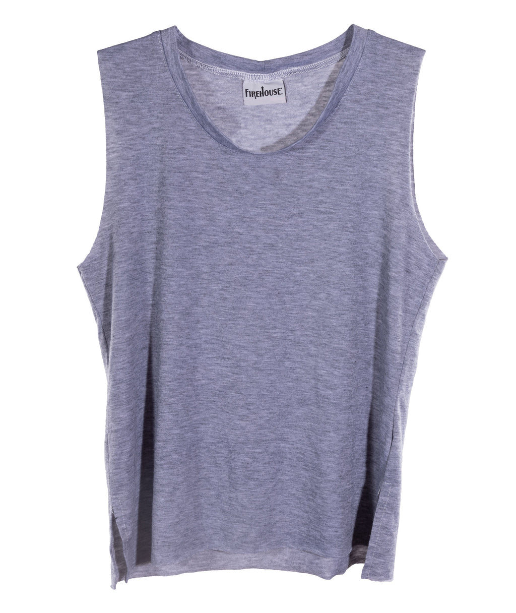 Firehouse Girls Grey Tank