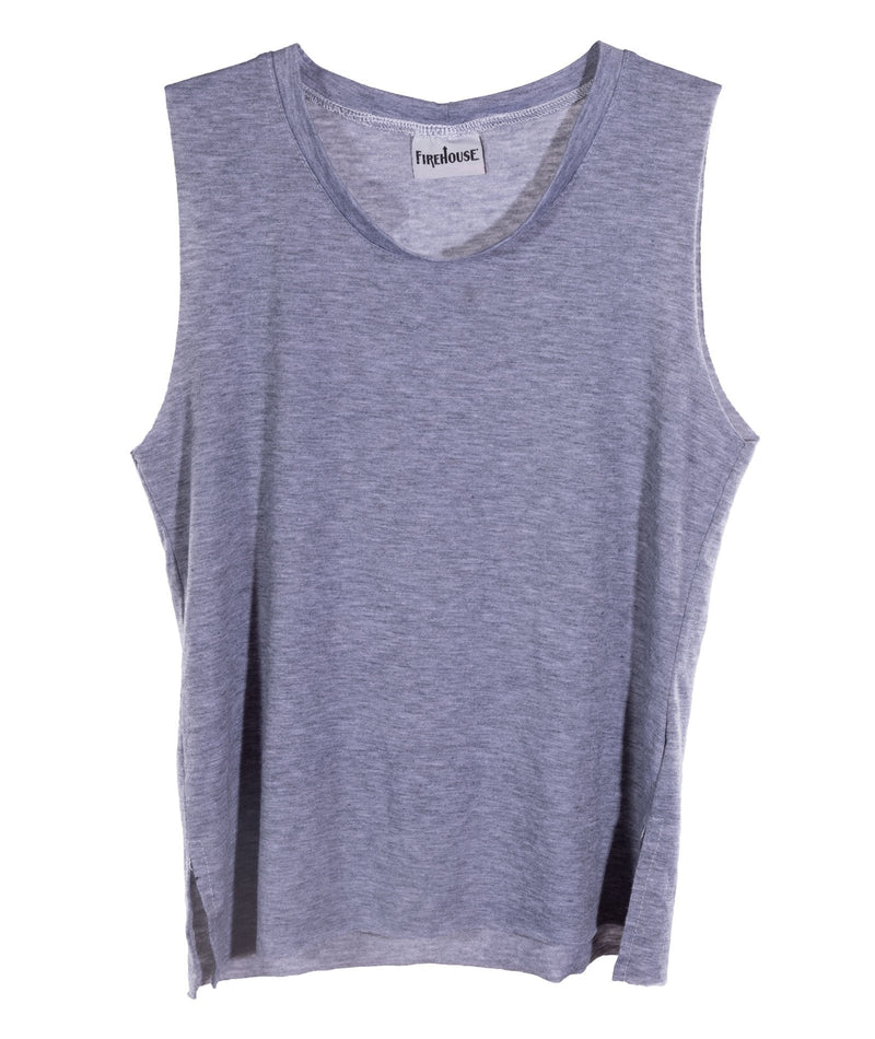 Firehouse Juniors Heather Grey Tank