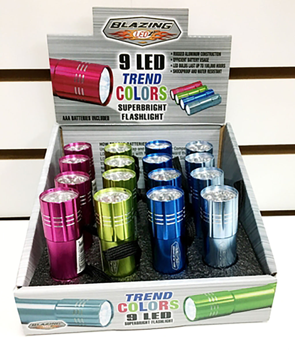 Confetti and Friends Mini Flashlights - Frankie's on the Park