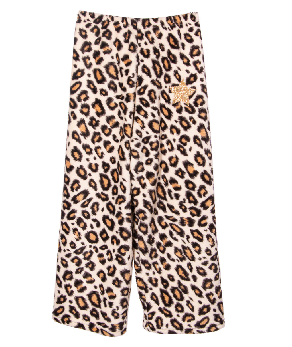 Made with Love and Kisses Leopard PJ Pants