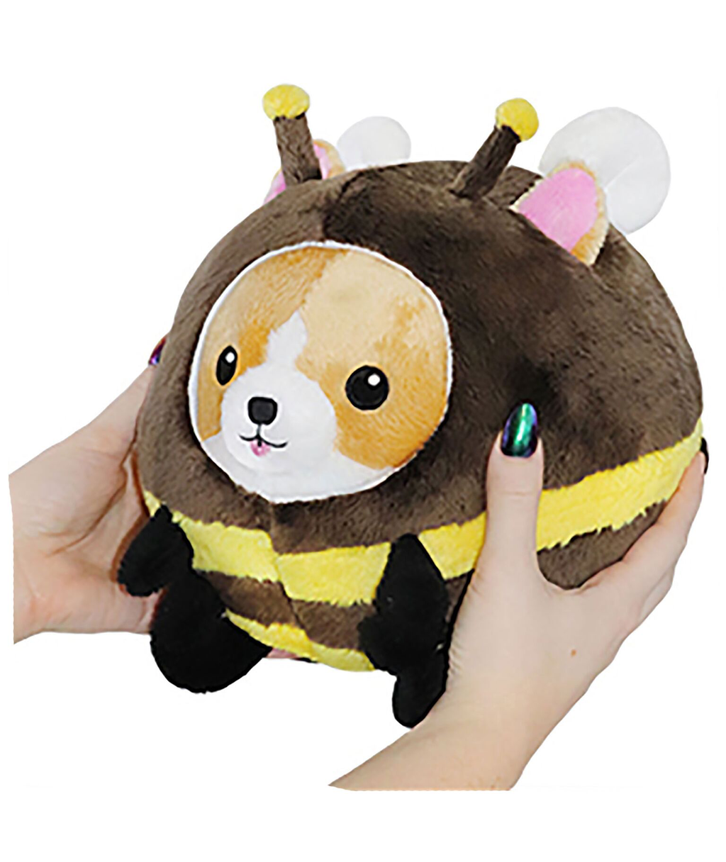 Mini Squishable Undercover Corgi Bee