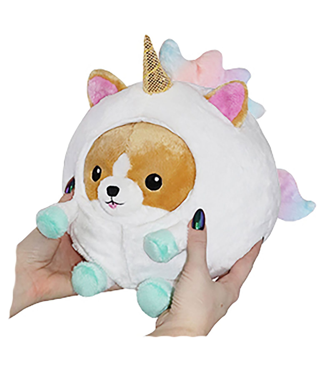 Mini Squishable Undercover Corgi Unicorn