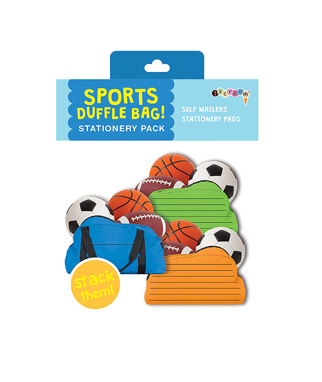 iScream Sports Stationary Set