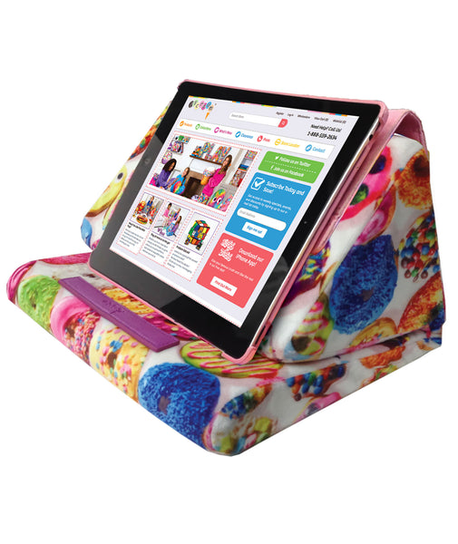 iScream Donuts Tablet Pillow