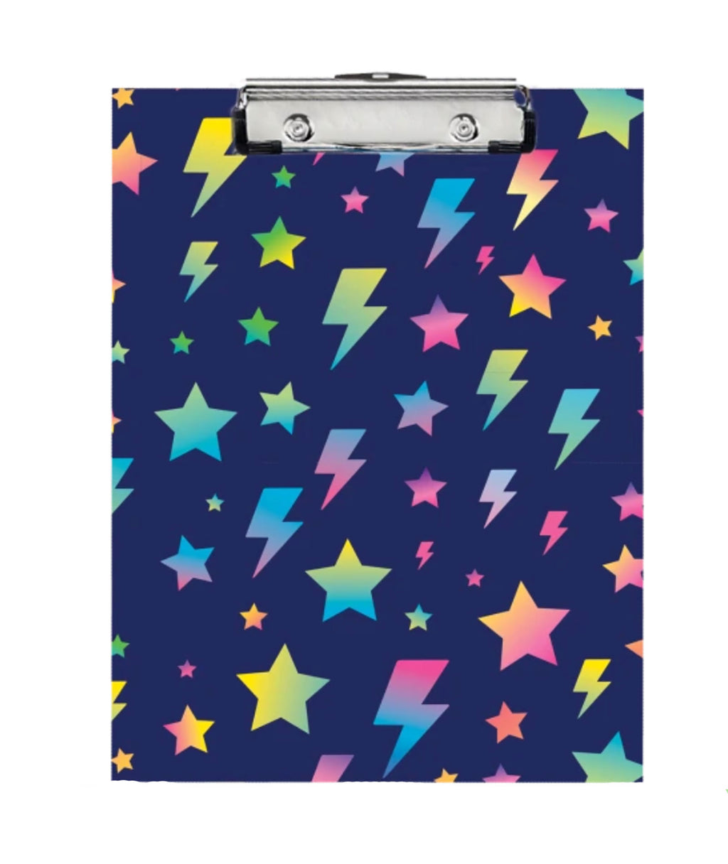 iScream Bolt Clip Board Stationary