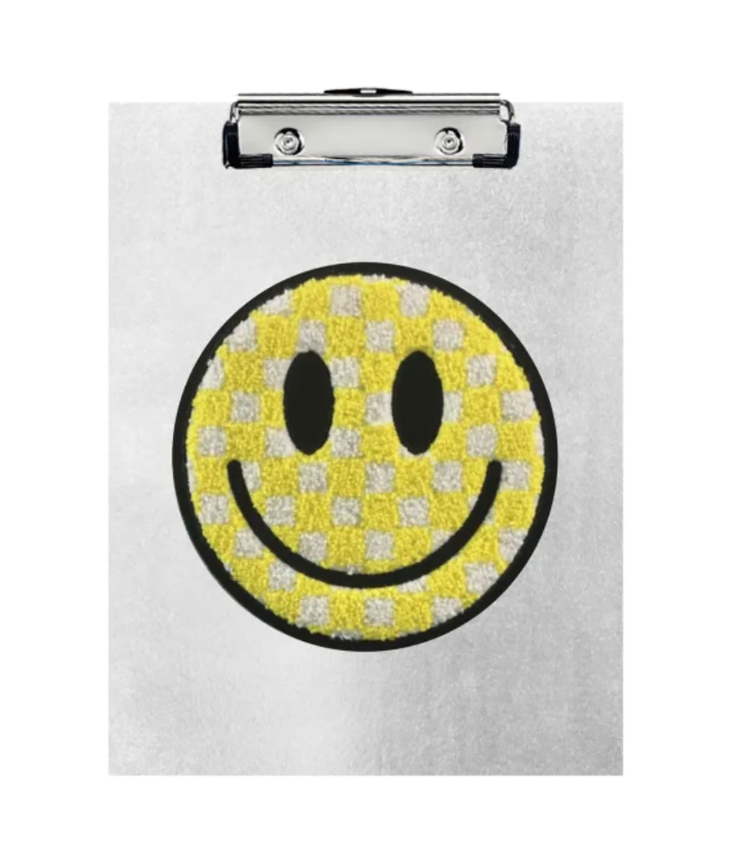 iScream Smiley Clip Board Stationary