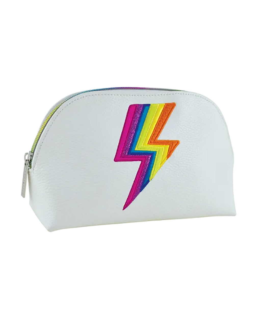 iScream Rainbow Lightning Small Cosmetic Bag