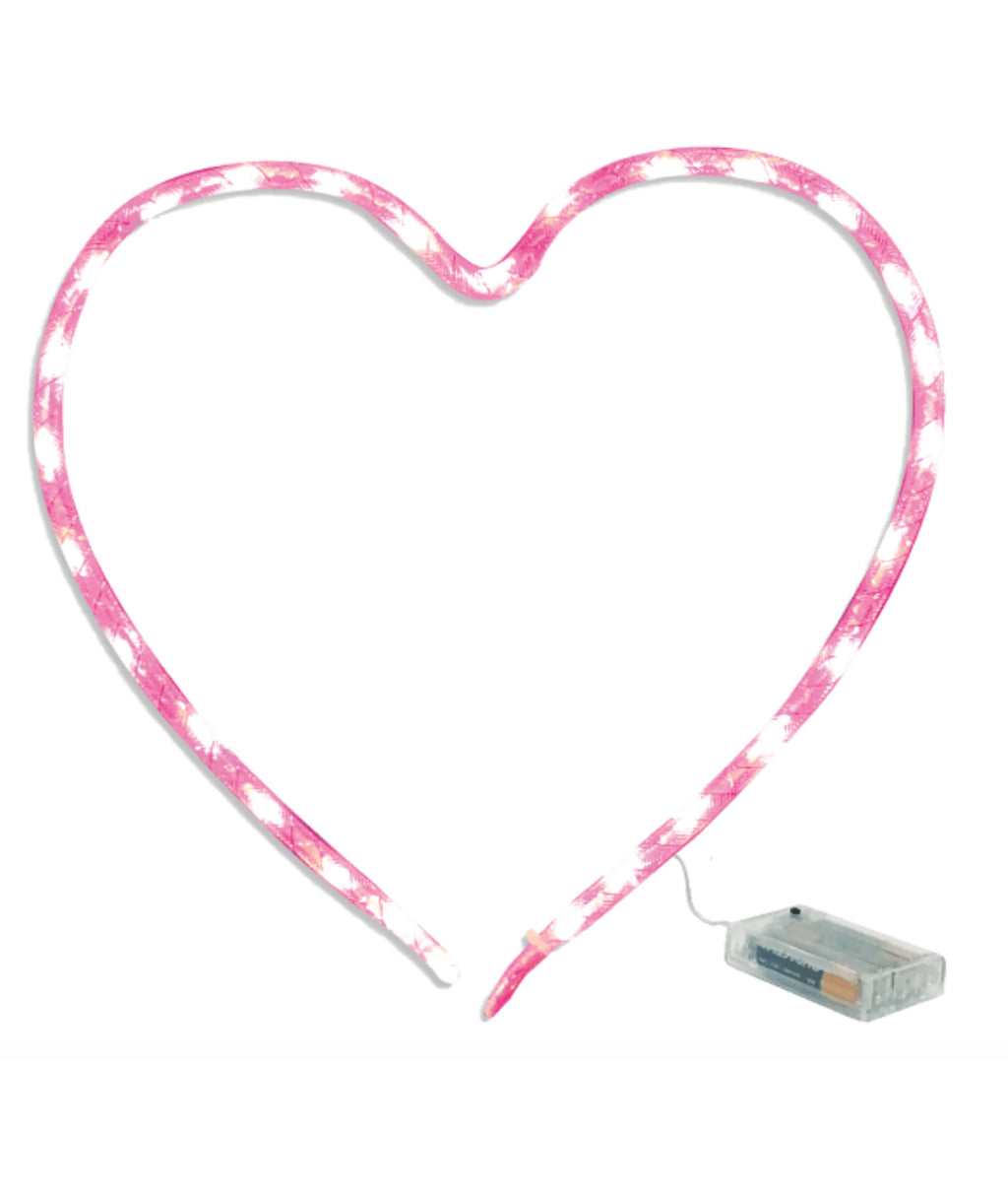 iScream Nylon Heart Light
