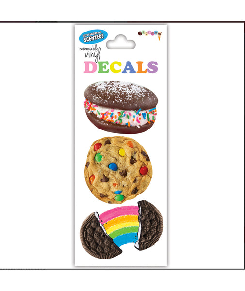 iScream Cookies Small Decal Stickers