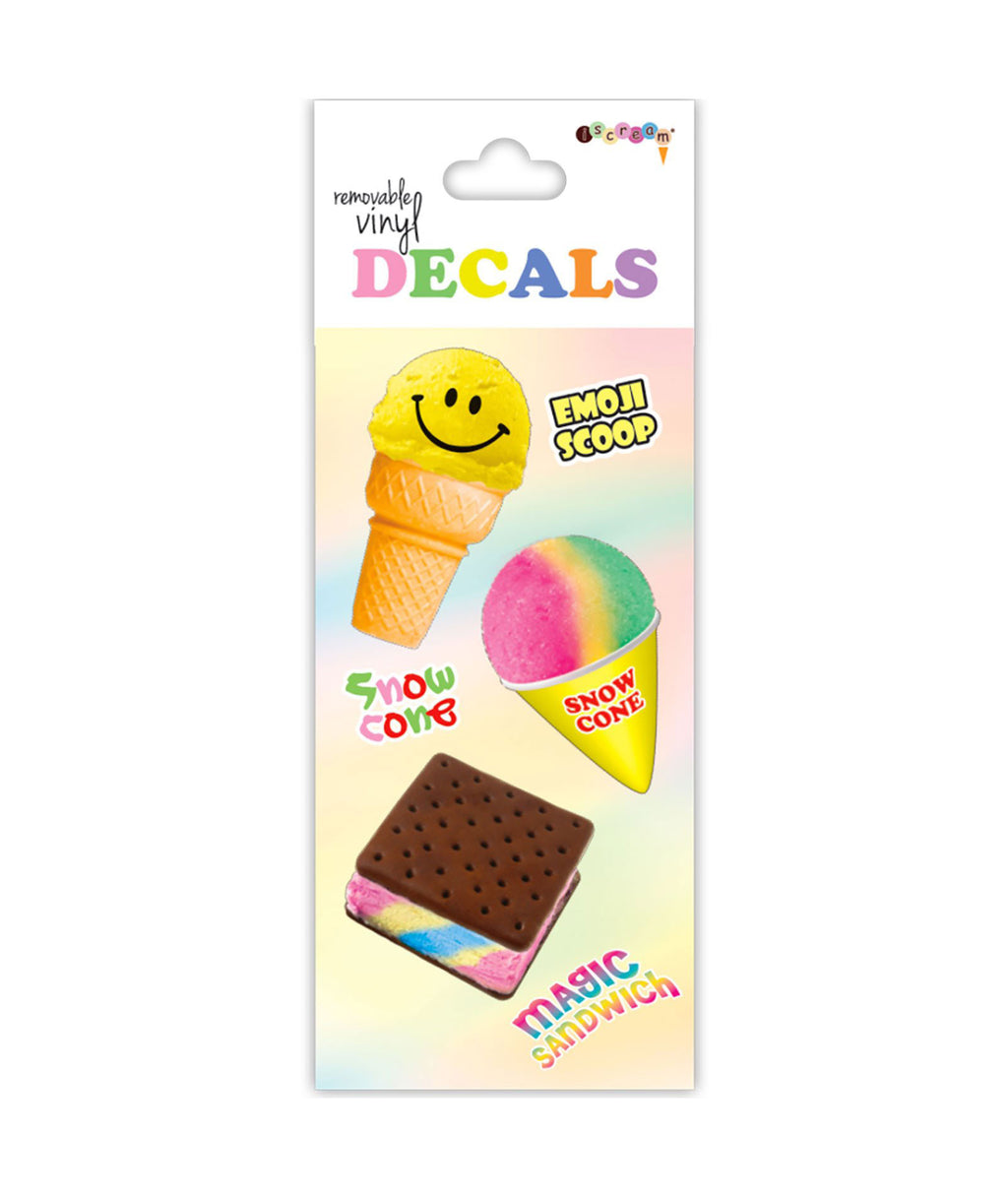 iScream Frozen Delights Small Decal Stickers